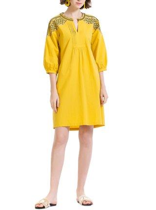 Anany žluté šaty Pilar