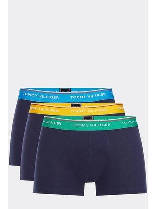 Tommy Hilfiger 3 pack pánskych boxeriek 3P WB Trunk