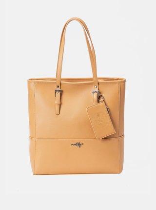 Hnedá kabelka Meatfly Slima