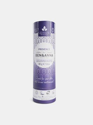 Tuhý deodorant BIO - Levandule 60 g Ben & Anna