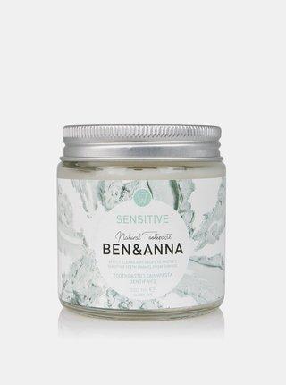 Zubní pasta pro citlivé zuby Sensitive 100 ml Ben & Anna