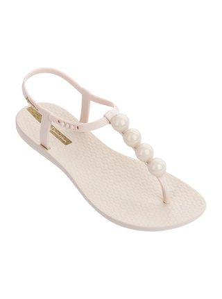 Ipanema smetanové sandály Class Glam II Beige