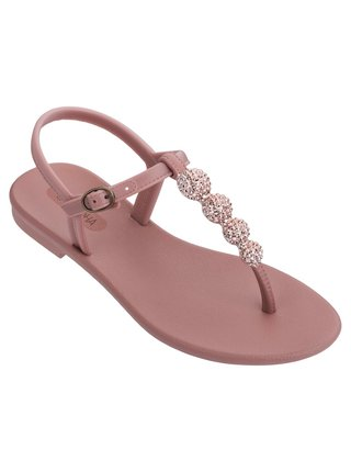 Grendha starorůžové sandály Cacau Sandal Rose
