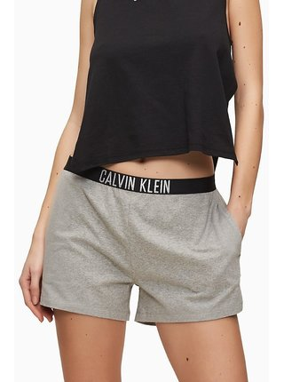 Calvin Klein šedé kraťasy Short