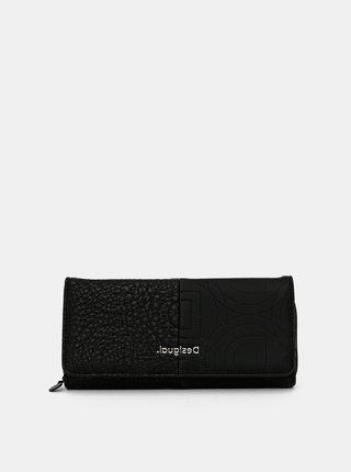 Čierna peňaženka Desigual