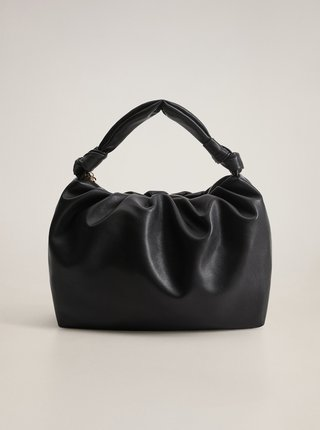 Černá kabelka Mango