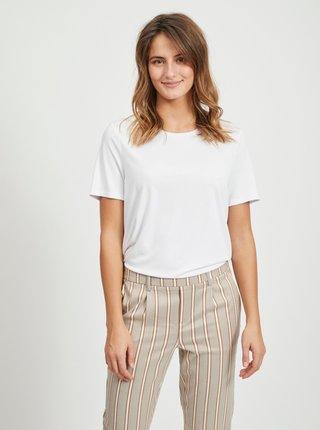 Bílé basic tričko .OBJECT Annie
