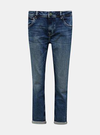 Modré dámské slim fit džíny Pepe Jeans