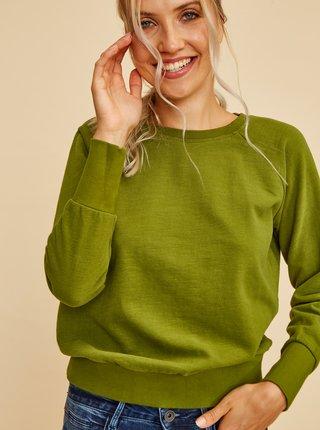Zelená dámská basic mikina ZOOT Baseline Penelope
