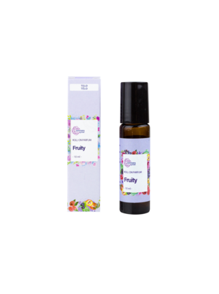 Senses Roll-on parfém Fruity 10 ml Kvitok
