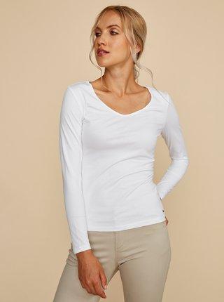 Bílé dámské basic tričko ZOOT Baseline Tamara