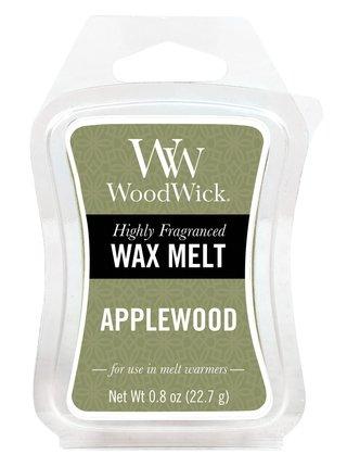 WoodWick vonný vosk do aromalampy Applewood