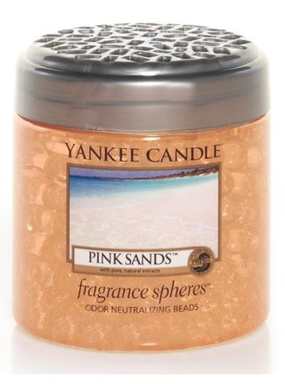 Yankee Candle voňavé perly Spheres Pink Sands