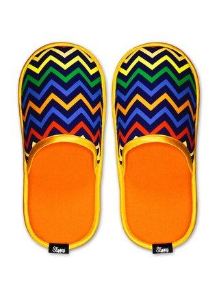 Slippsy barevné unisex domácí pantofle Moonlight Dancer