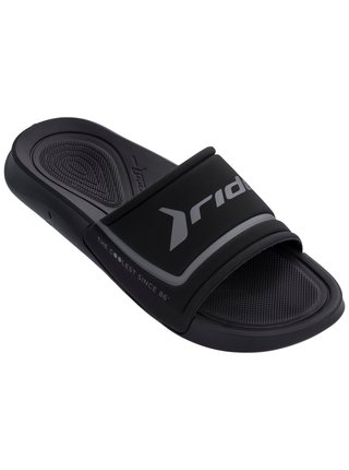 Rider černé unisex pantofle Infinity Light Slide Ad Black/Dark Grey