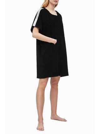 Calvin Klein černé pončo Poncho