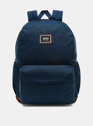 Tmavě modrý batoh VANS 27 l