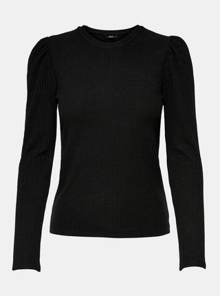 Černé tričko ONLY Emma