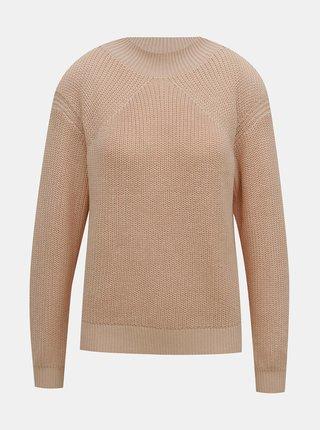 Ružový sveter Selected Femme Sira
