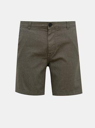Pantaloni scurti pentru barbati Selected Homme - gri