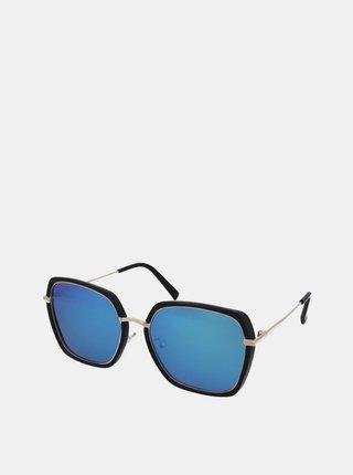 Ochelari de soare pentru femei Crullé - negru