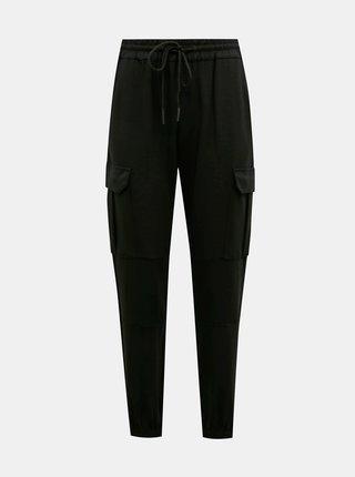 Černé kalhoty VERO MODA Eva