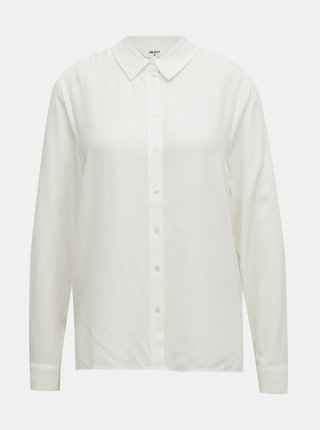 Biela košeľa .OBJECT Baya