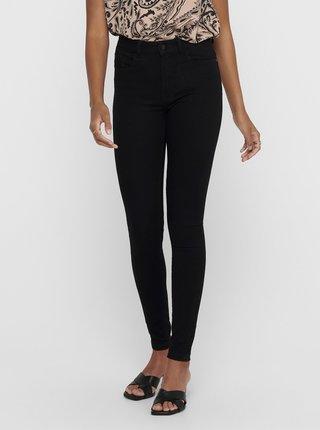 Černé skinny fit džíny Jacqueline de Yong New Nikki