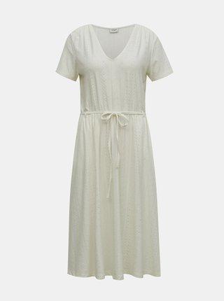 Biele šaty Jacqueline de Yong Fatinka