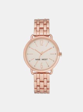 Ceasuri pentru femei Nine West - roz auriu