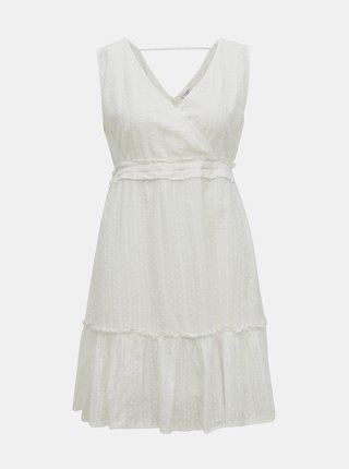 Biele šaty Jacqueline de Yong Erika