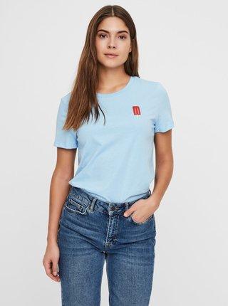 Tricouri pentru femei VERO MODA - albastru