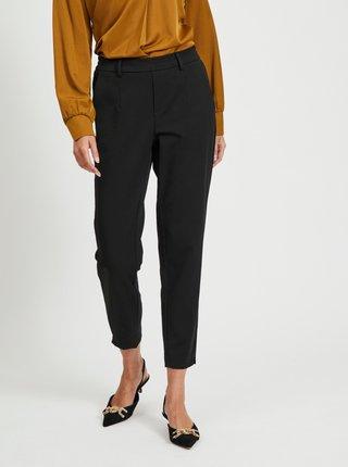 Čierne slim fit nohavice .OBJECT Lisa