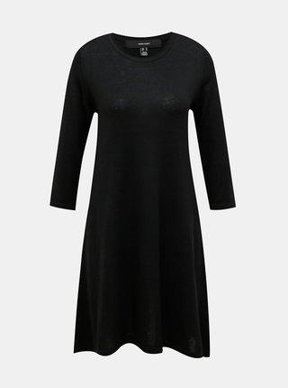 Čierne šaty VERO MODA Felicity