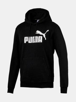Čierna pánska mikina s kapucou Puma