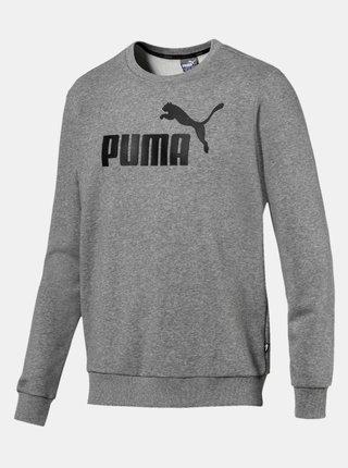 Šedá pánska mikina Puma