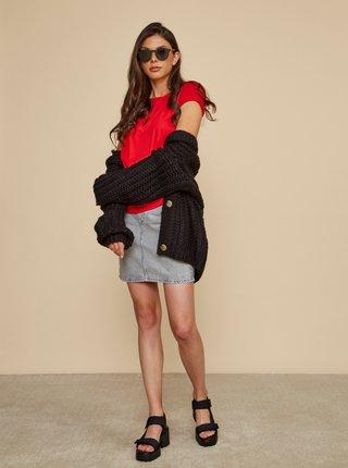 Červené dámské basic tričko ZOOT Baseline Alva