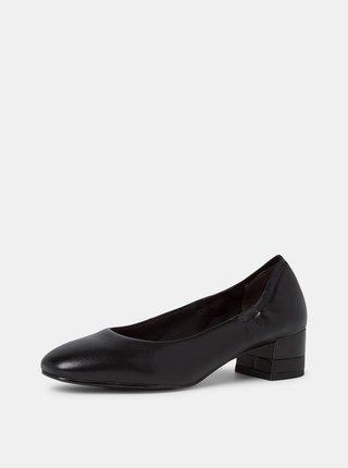 Pantofi cu toc pentru femei Tamaris - negru