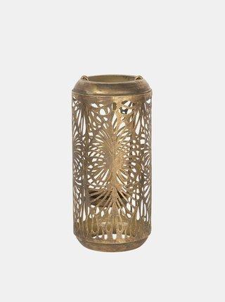 Svícen ve zlaté barvě Clayre & Eef