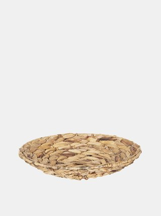 Béžová ratanová mísa Clayre & Eef