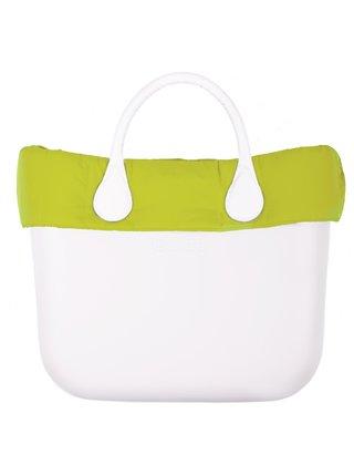 O bag zelený lem na tělo Standard Puf Lime