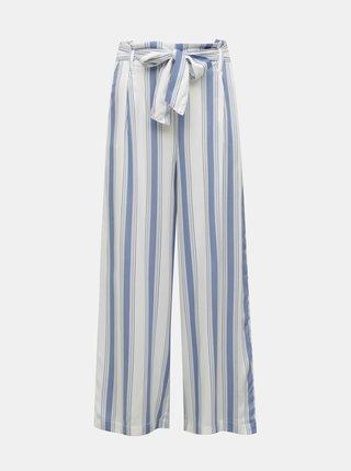 Modro-biele pruhované nohavice TALLY WEiJL