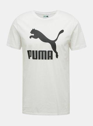 Biele pánske tričko Puma
