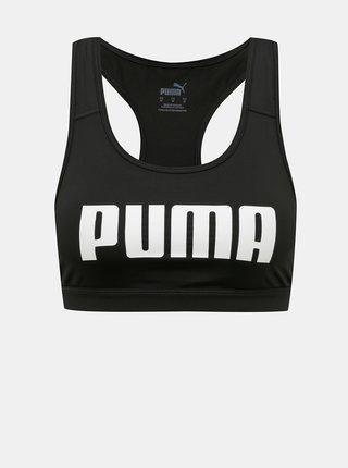 Čierna športová podprsenka Puma