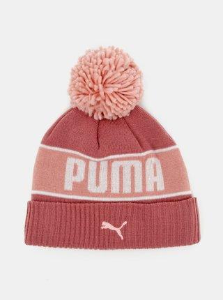 Růžový dámský kulich Puma