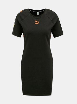 Čierne šaty Puma