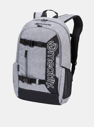Šedý batoh Meatfly Basejumper