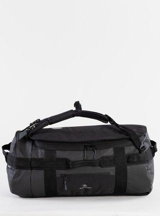 Tmavošedá cestovná taška/batoh Rip Curl