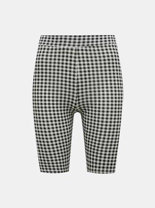Pantaloni scurti  pentru femei TALLY WEiJL - negru, alb