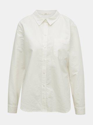 Biela košeľa ONLY Hally